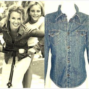 Earl Jeans Vtg Shirt- Seen on Britney Spears